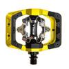 DMR V-Twin - Pedales - amarillo